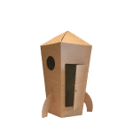 kartonnen-speel-raket