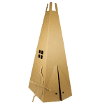 kartonnen-tipi-tent